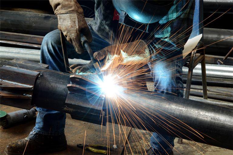 Entreprise de fabrication d'acier de construction à vendre