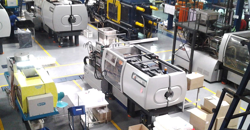 Fabricant de plastiques de précision du Midwest à vendre