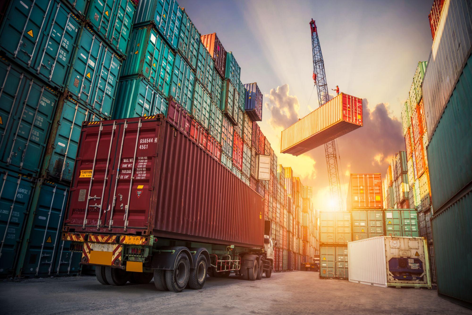 acheter une entreprise de logistique de courtage de fret