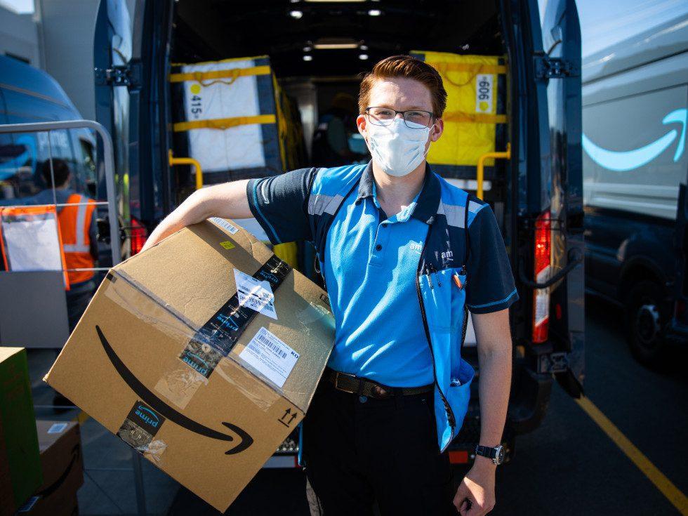 acheter le service de livraison Amazon