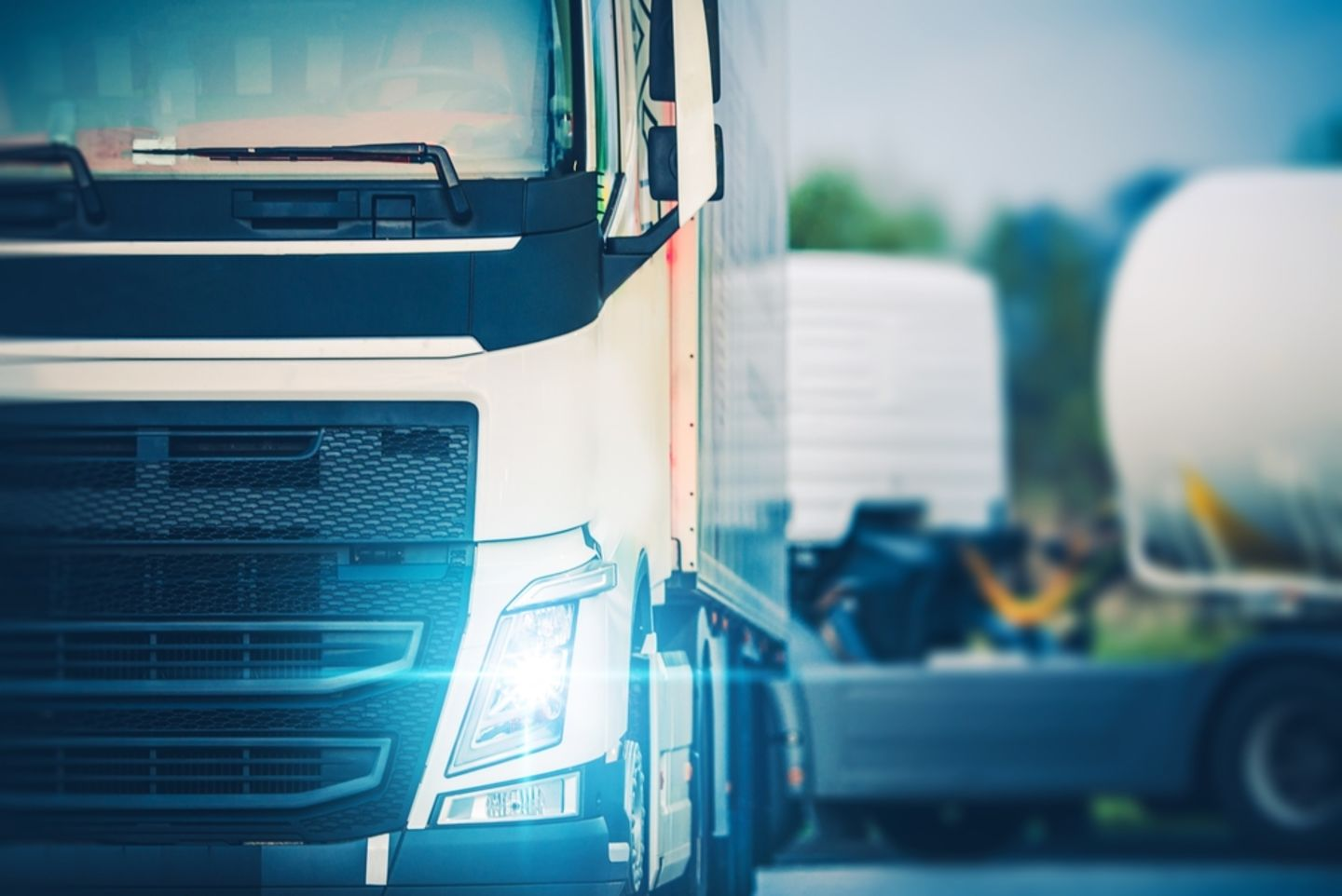 buy Land Transport And Logistics Business