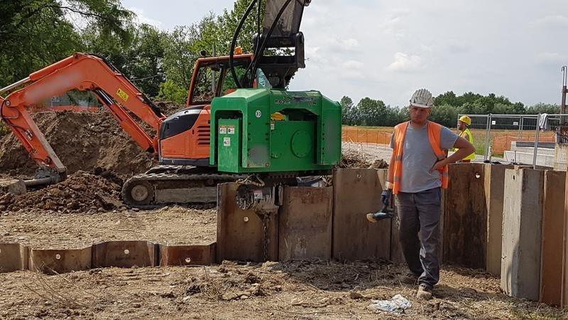 Construction Machinery Business for sale