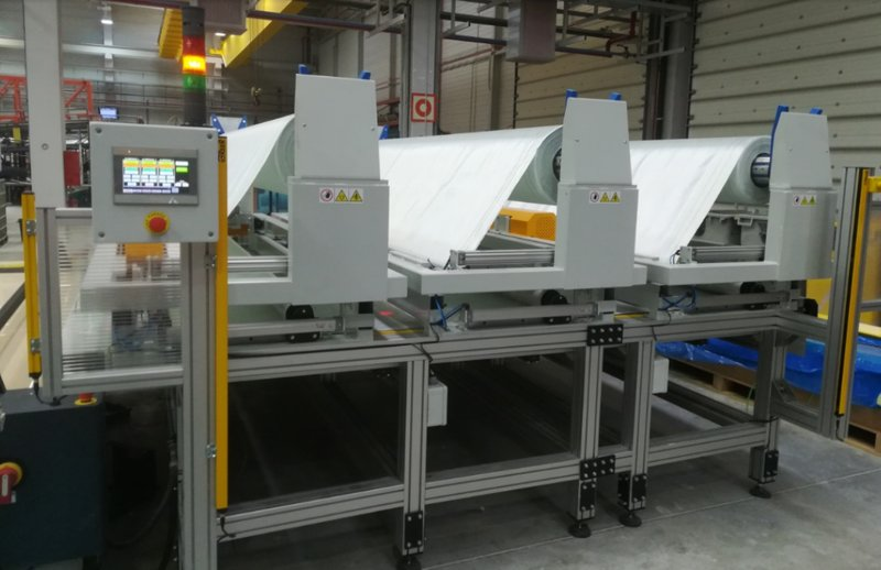 Industrial Machinery Company in Spain