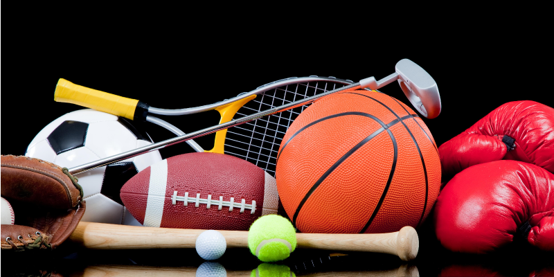 supplier of branded sports equipment for sale