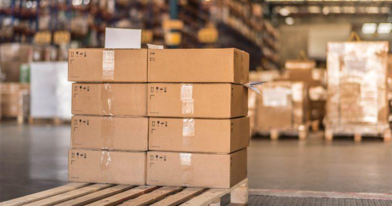 acheter une entreprise d'emballage logistique