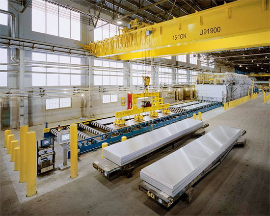 Metal manufacturing company in Portugal