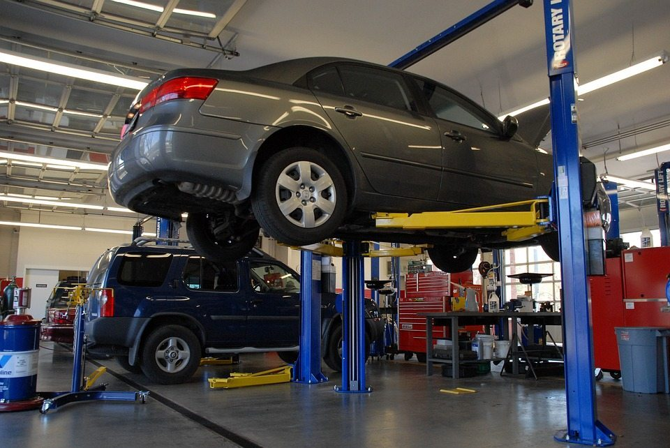 auto repair shop for sale