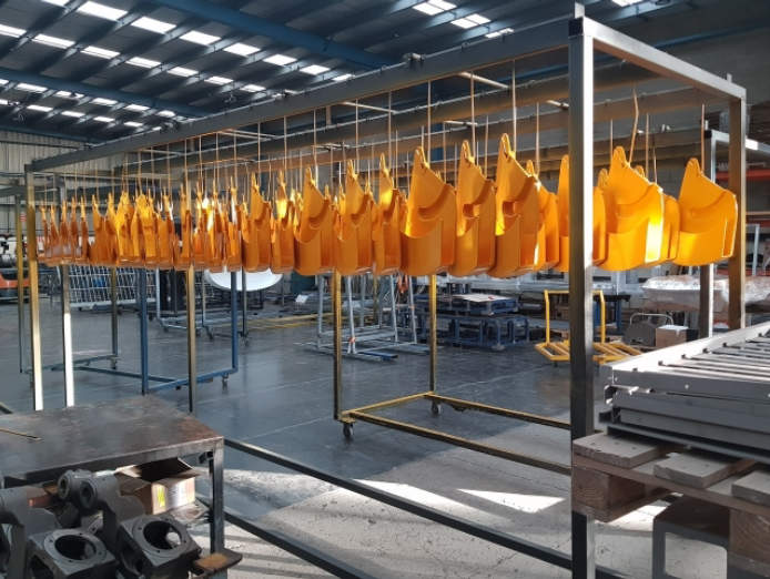 Powder Coating and Sand Blasting Business for sale