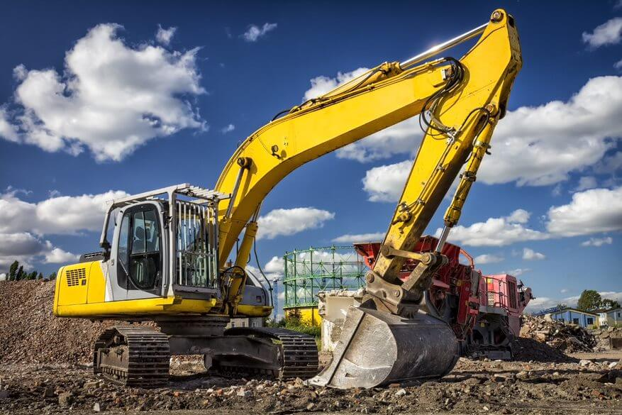 profitable construction machinery business for sale