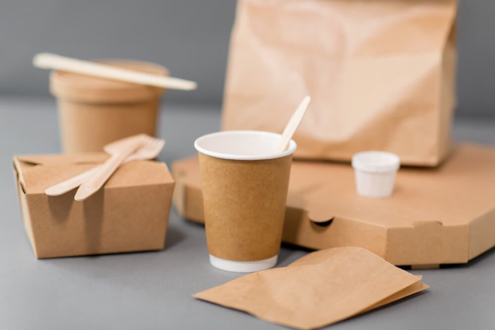 established disposable paper products for sale