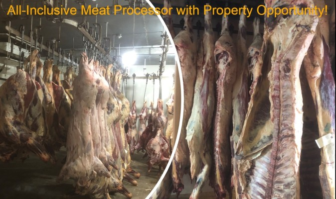butcher business in the usa for sale