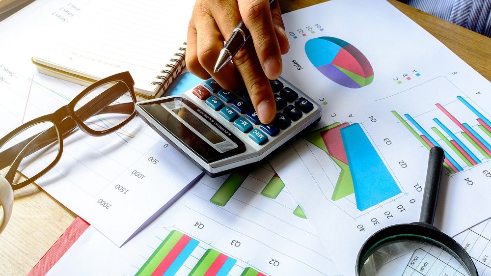 consulting and finance company