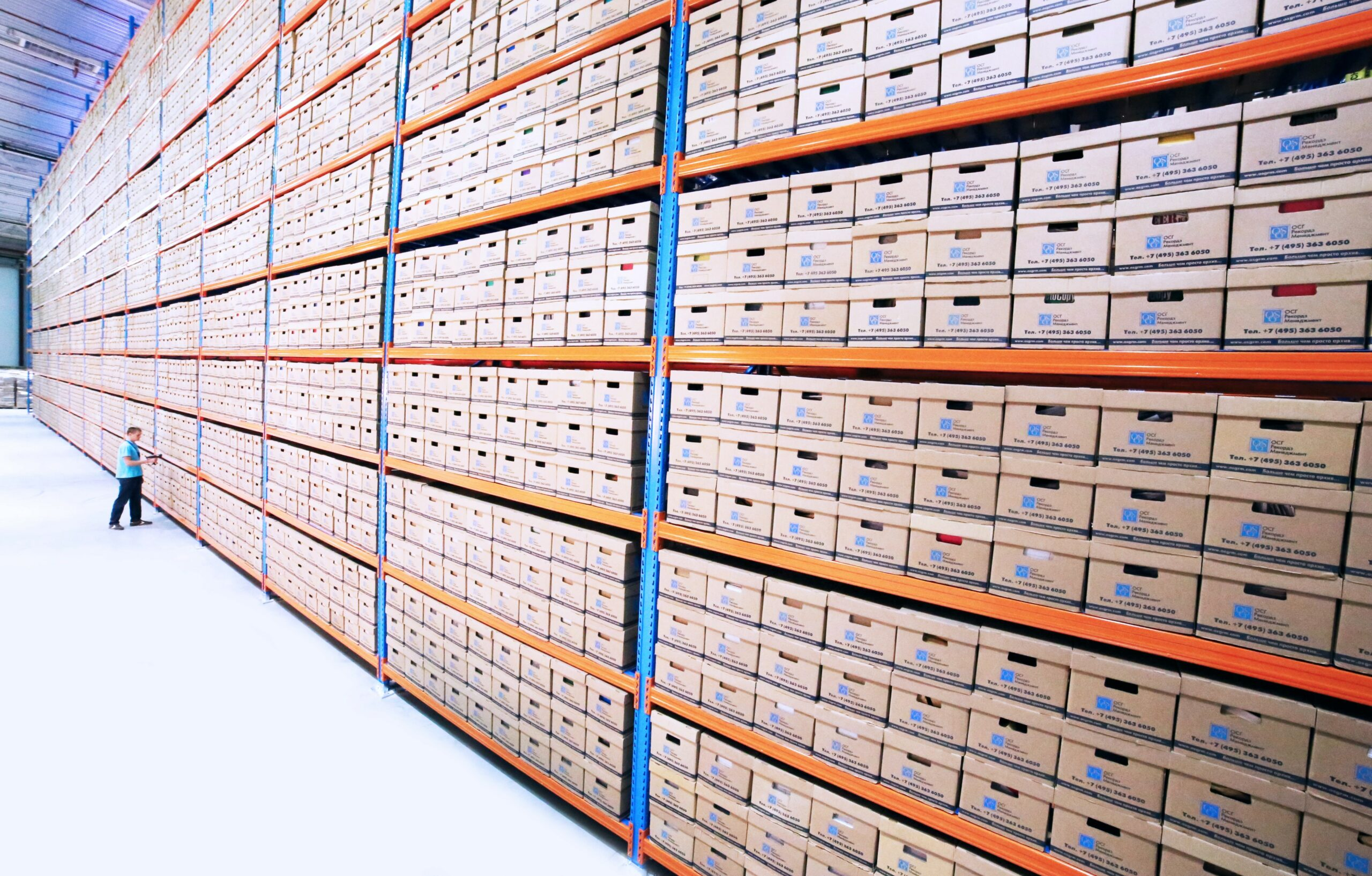 buy Logistics And Warehousing Services Provider