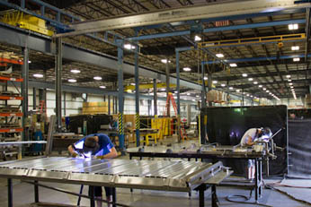 Profitable Stainless Steel Fabrication Company