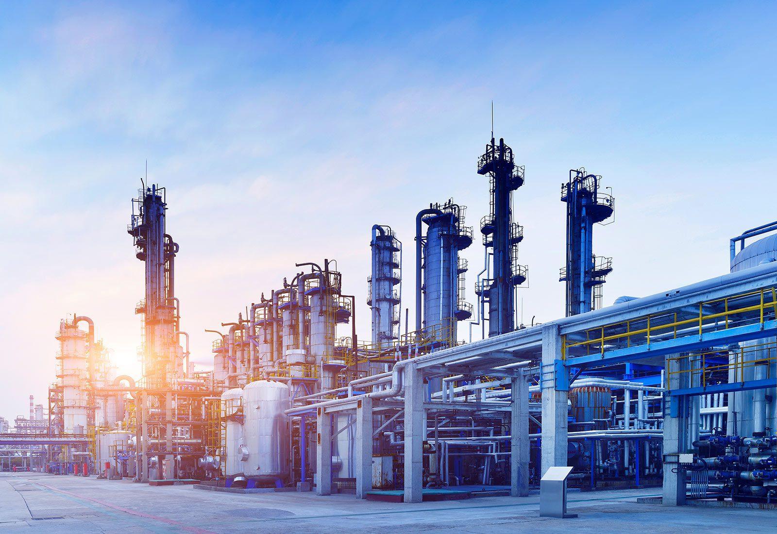 Entreprise de fabrication pétrochimique à vendre