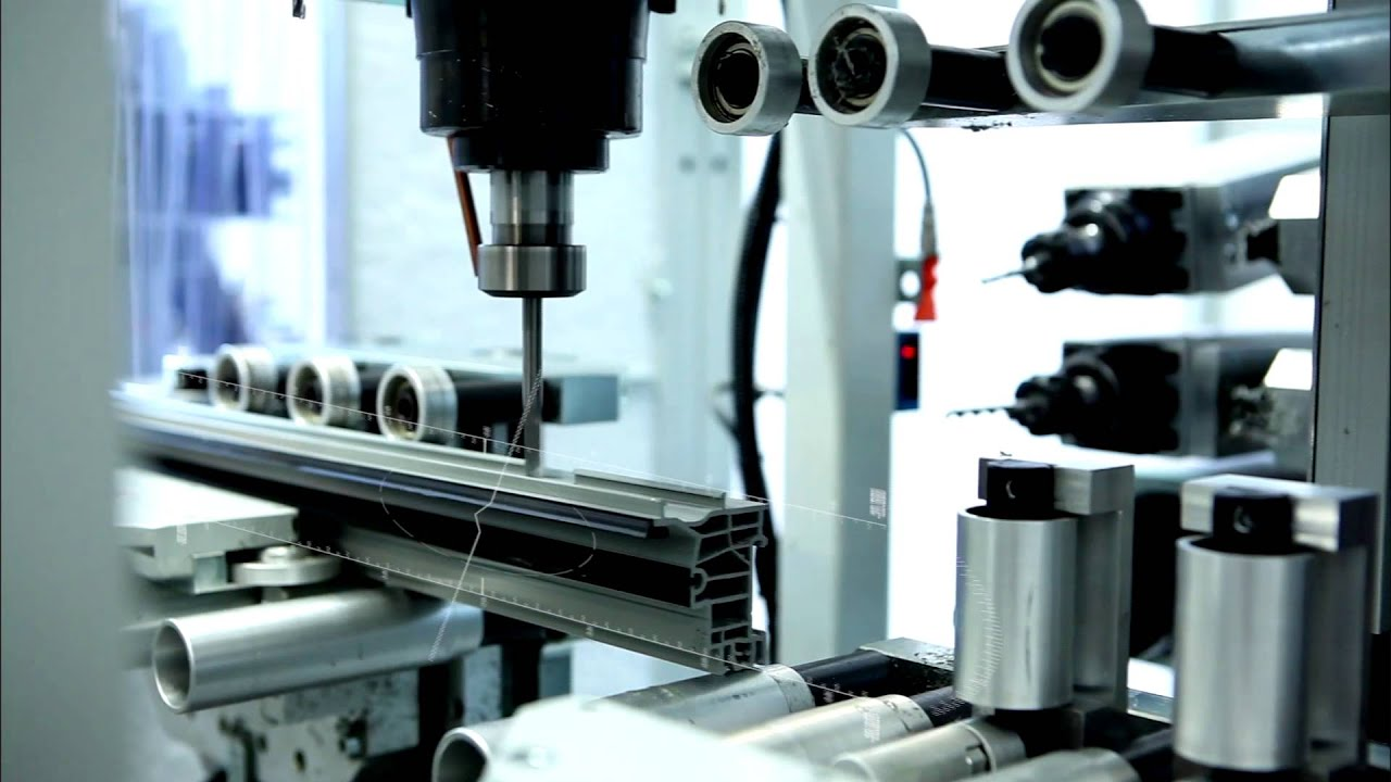 Entreprise de fabrication de fenêtres en aluminium à vendre