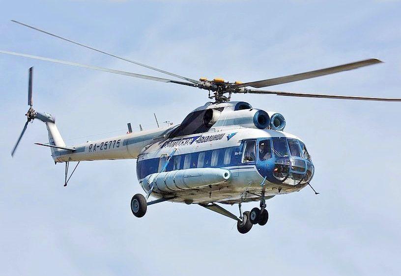 acheter Hélicoptères - MI8-AMT