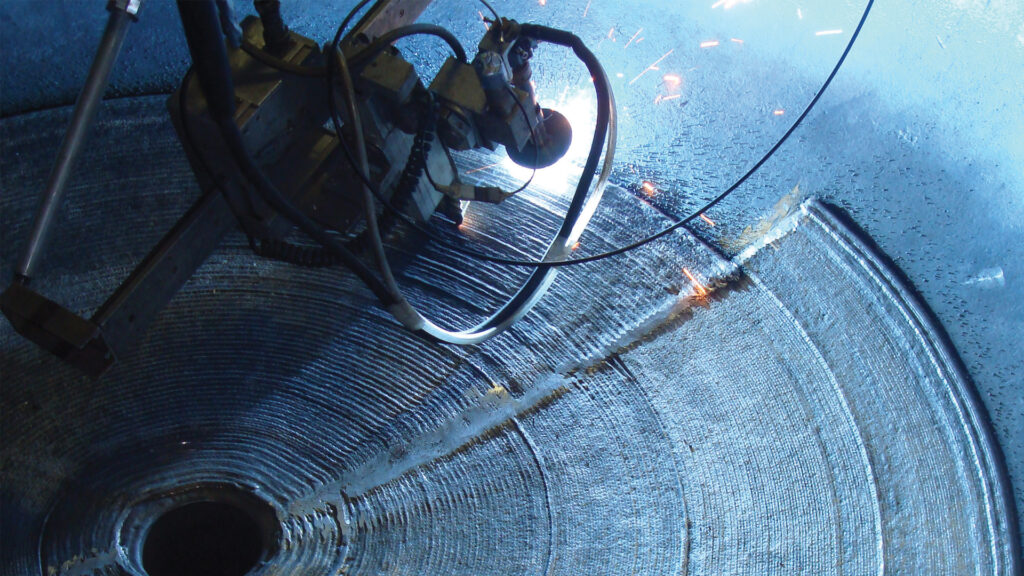 Specialty Welding And Cladding Provider for sale