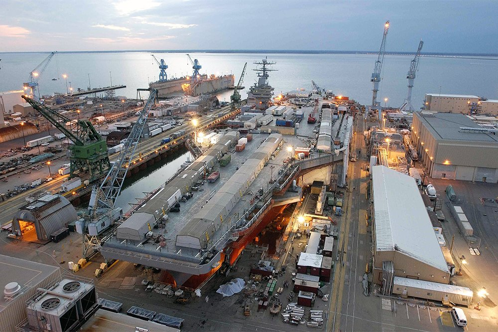 Repairing Ship Company