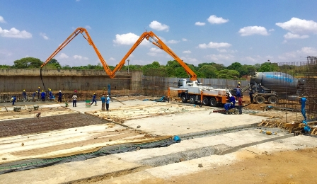 Civil Engineering And Construction Companyfor sale