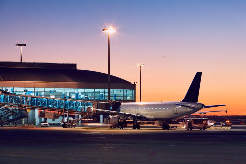 Aéroport à vendre