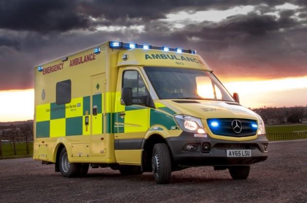 Ambulance company in Alabama