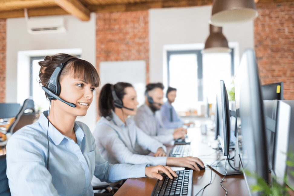 Social Marketing Agency with Call Center in Germany