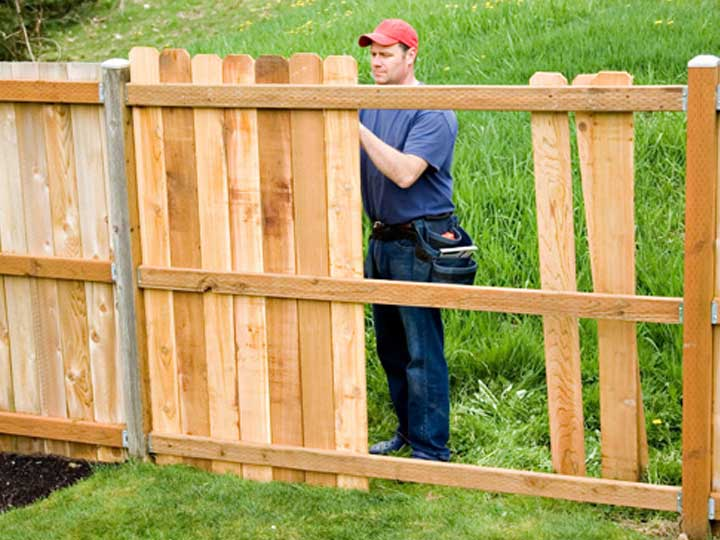 buy fence contractor in the United States