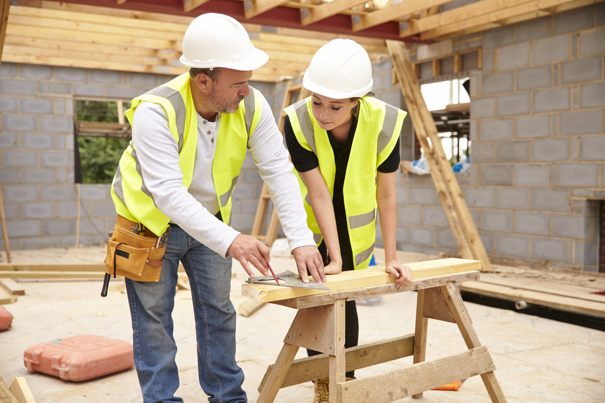 Joinery and construction business in the UK