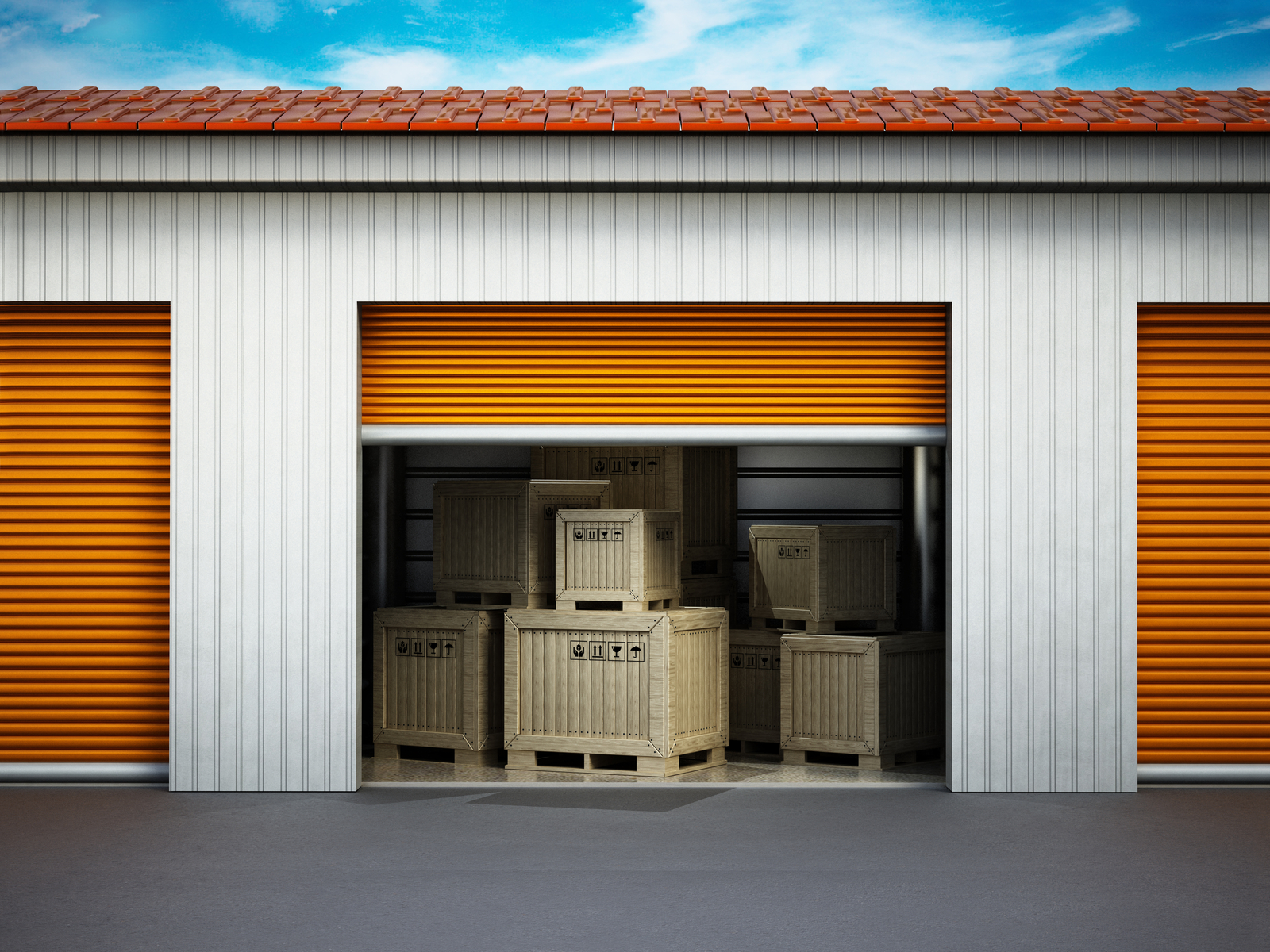 Storage business in Tennessee