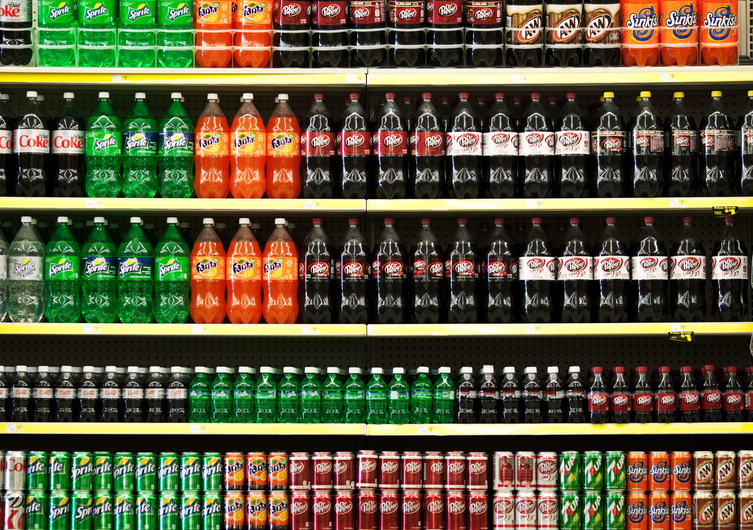 Beverage Distributor in the USA