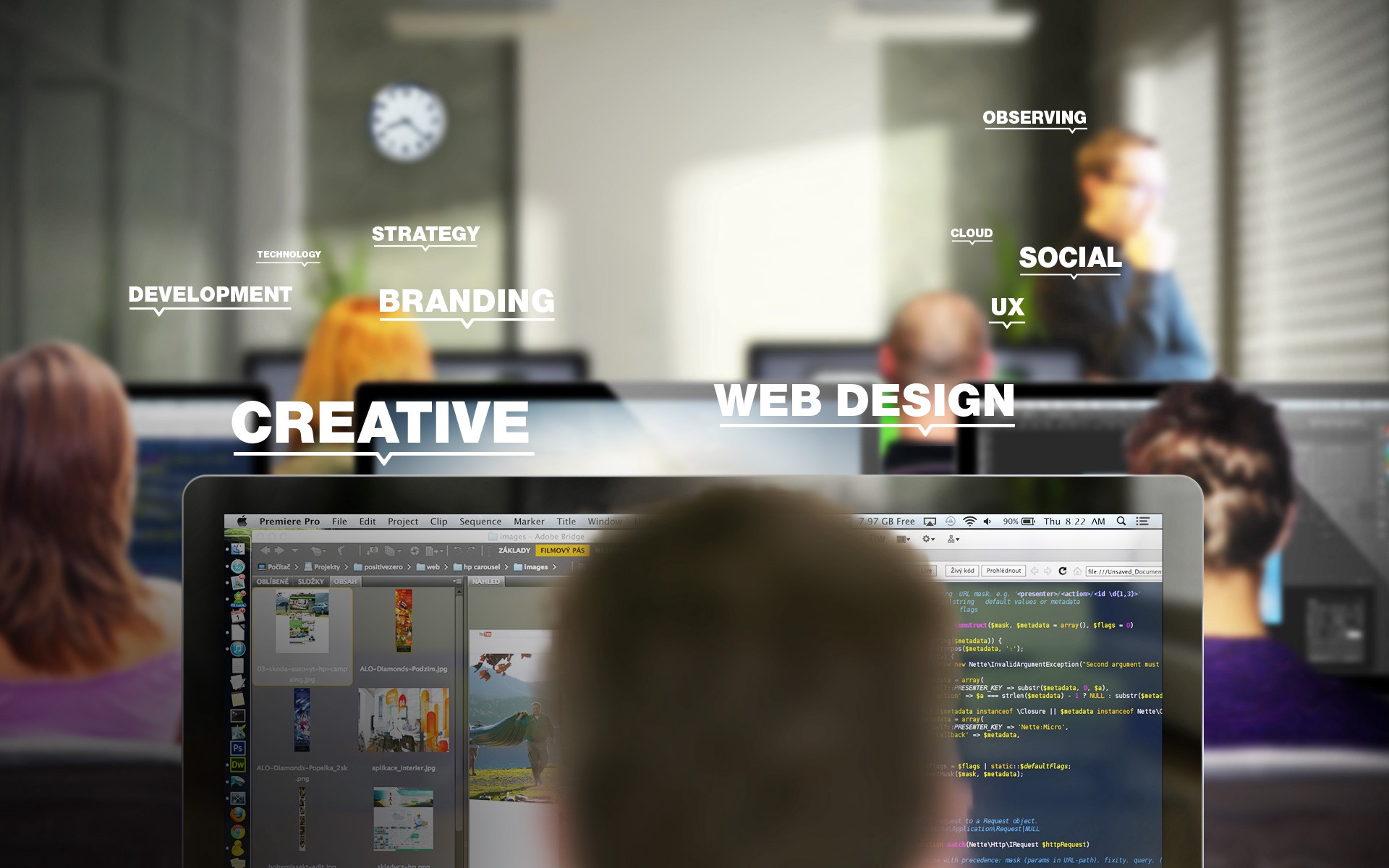 Well Established Web Agency In Morocco