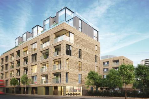 Новый жилой дом в центре Лондона