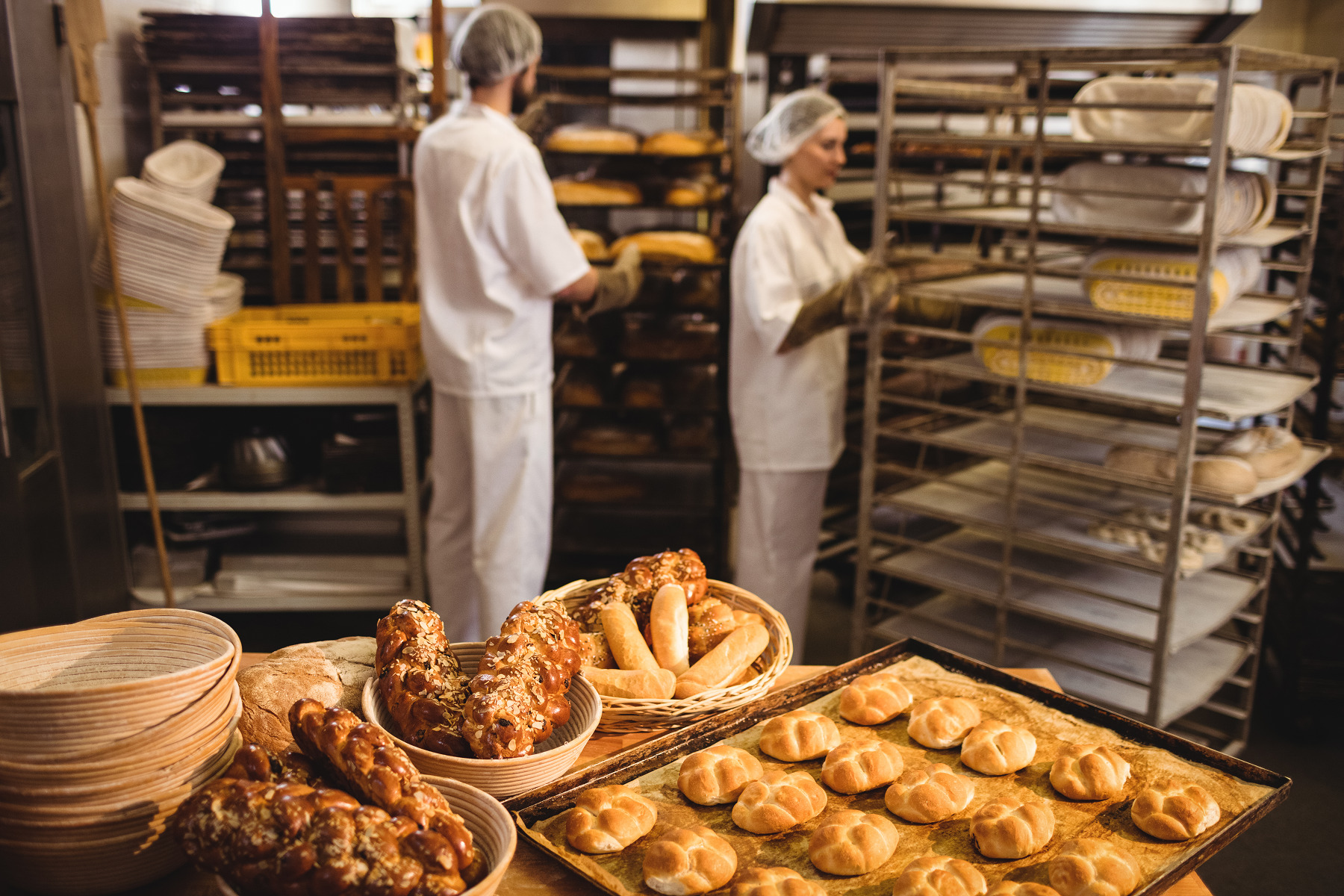 Profitable Wholesale Bakery Business in the UK