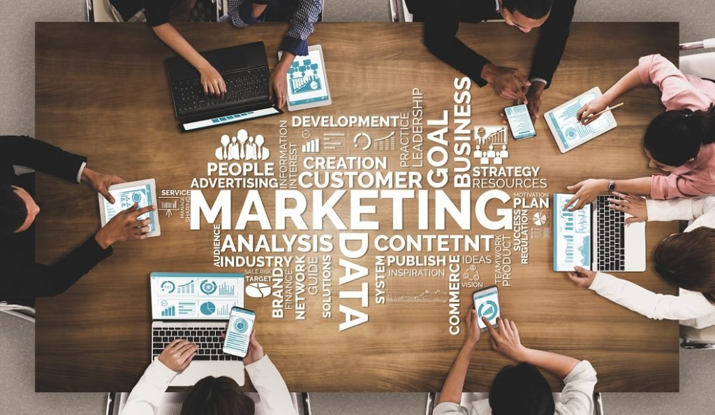 Reputable Marketing agency in the UK