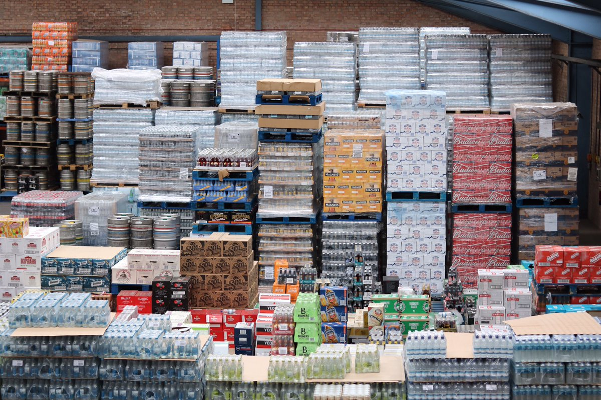 Перспективный бизнес по продаже напитков в Великобритании