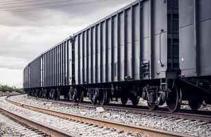 Rail freight and bulk transfer logistics business in the USA