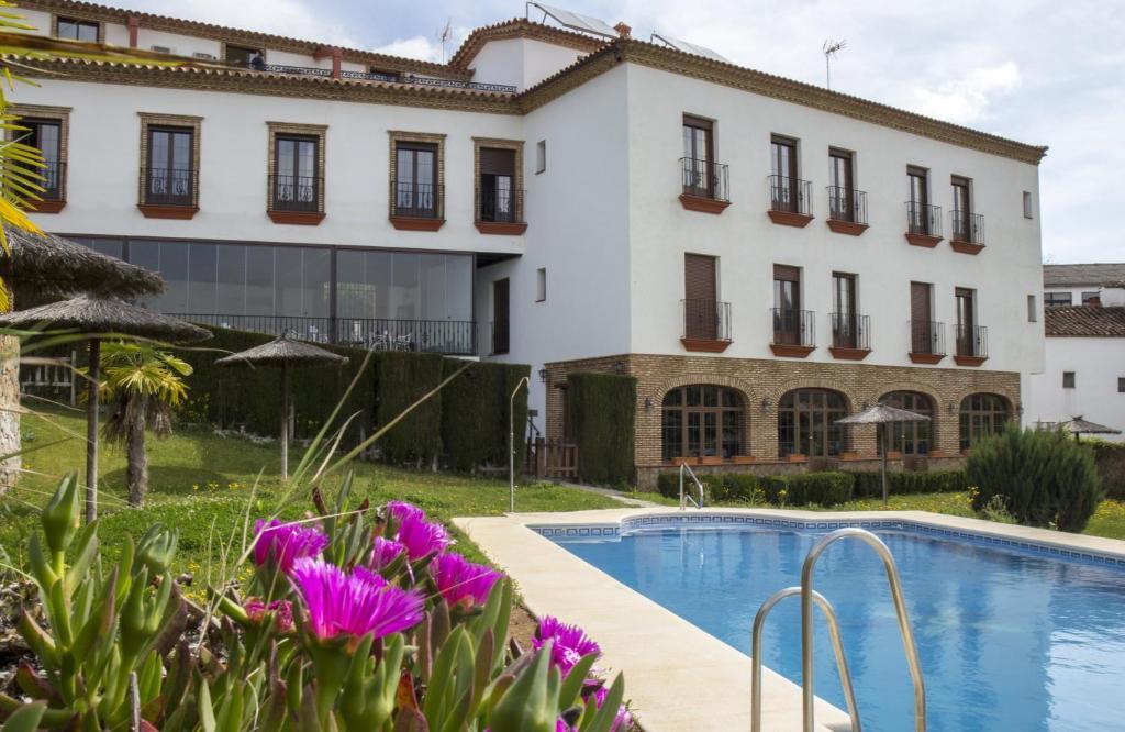 Rural aparthotel in Spain