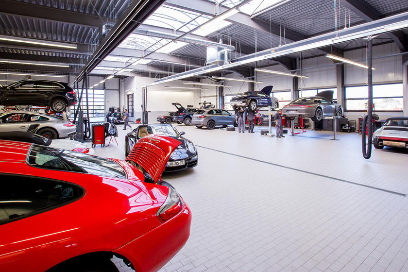 acheter centre de service concessionnaire automobile