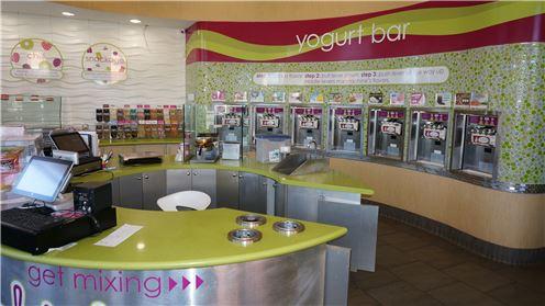 Yogurt Shop in California North