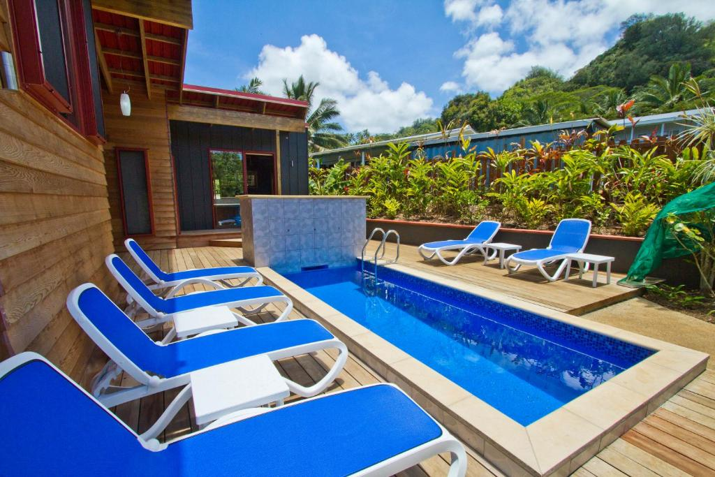 Holiday Accommodation in Rarotonga