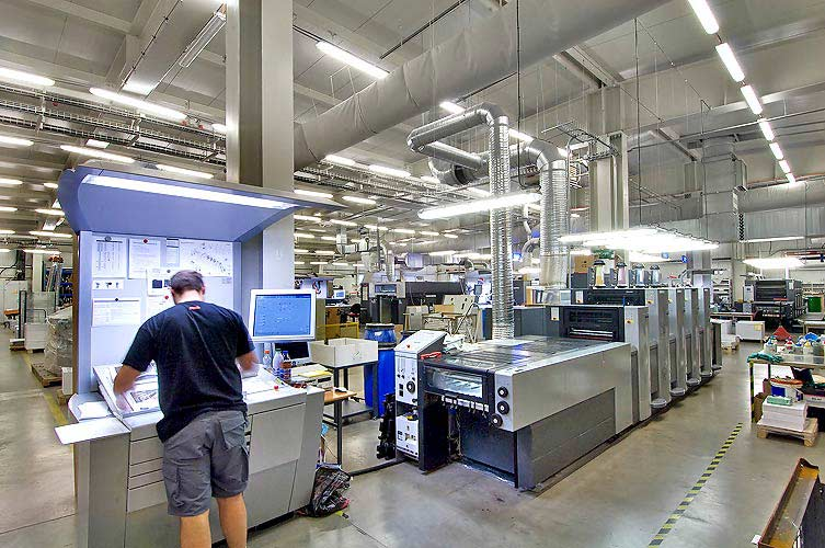 Profitable Commercial Printing House in Canada