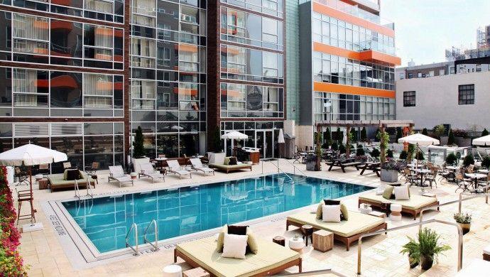 Prime Location Resort in New York