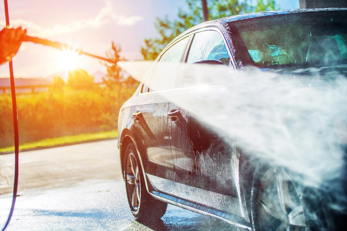 buy Car wash Ohio
