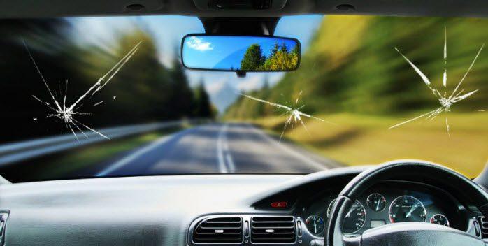 Entreprise de réparation et de remplacement de vitres automobiles aux États-Unis