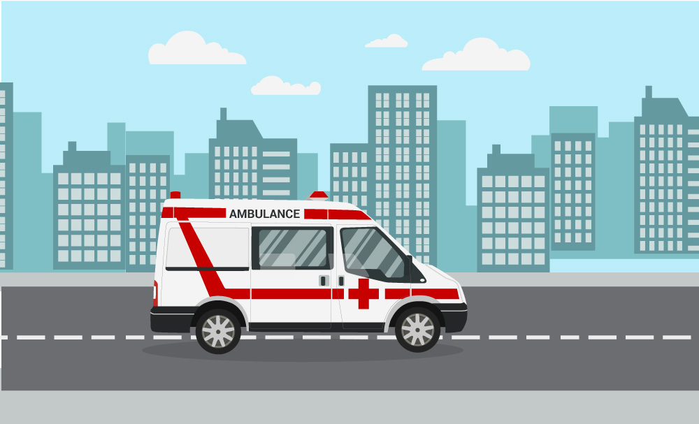 Fully licensed ambulance business in New Jersey
