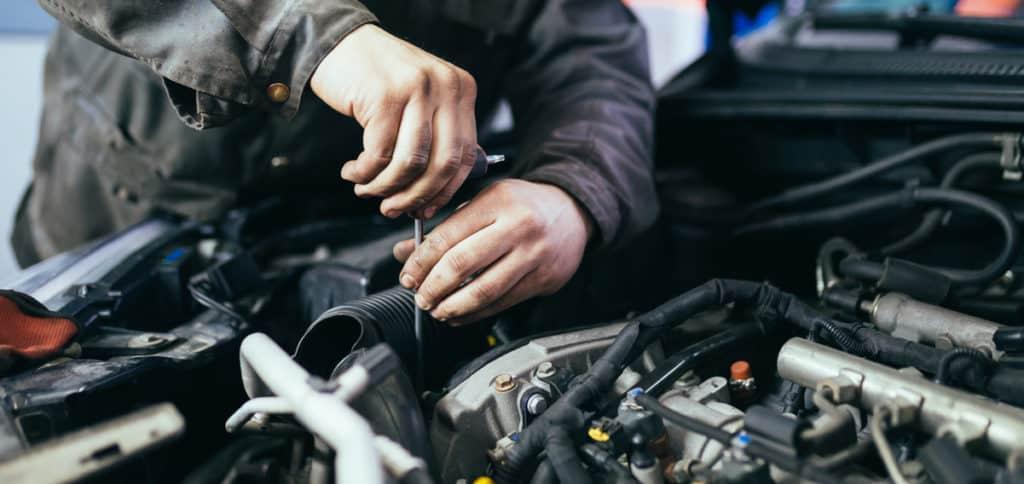 acheter Station de réparation automobile et de carburant
