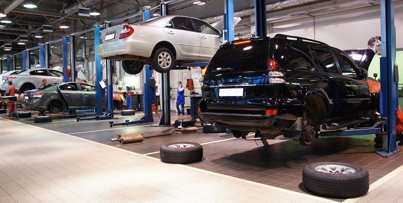 Auto repair center in New York