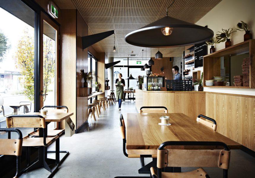Designer Cafe in Australia