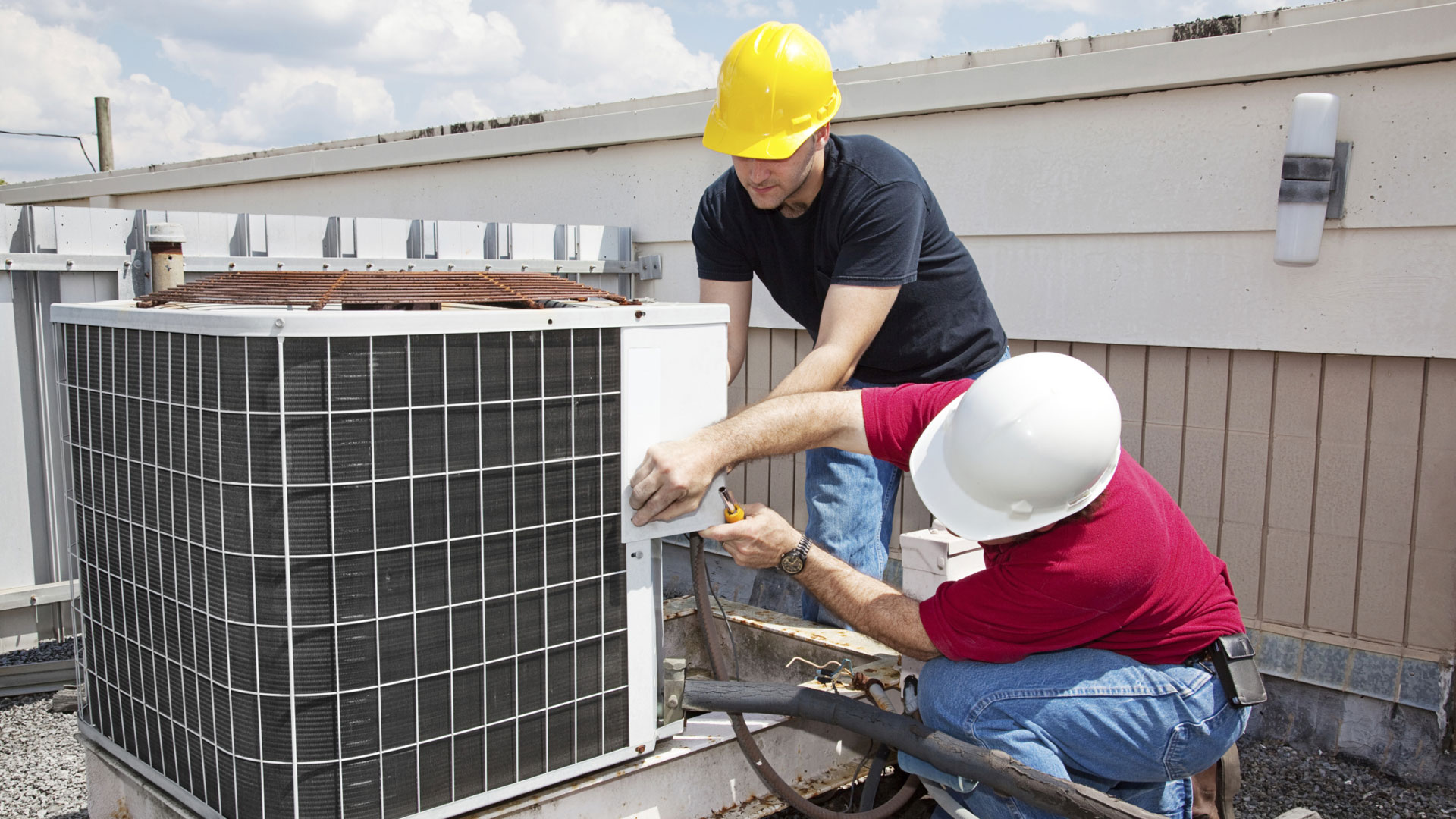 Established commercial HVAC company in the USA